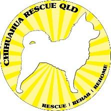 Chihuahua Rescue Logo
