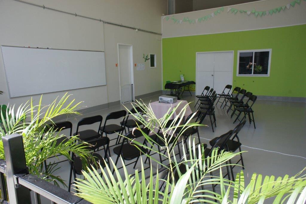 Seminar setup